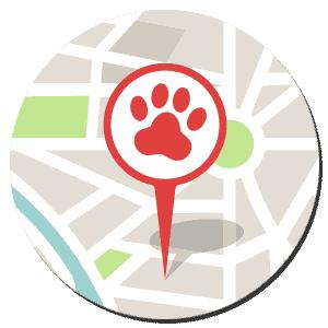 Карта проезда и контакты нашей гостиницы для собак и кошек
